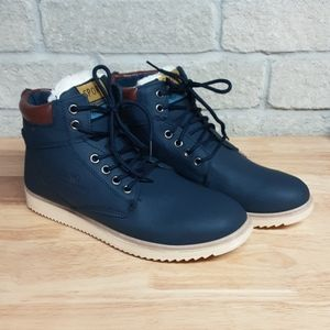 Chifeng Casual Men's Leather Boots   40011